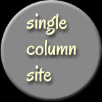single column site