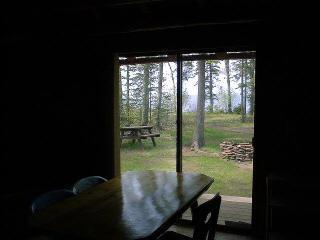 Cabin 3 View of Lake